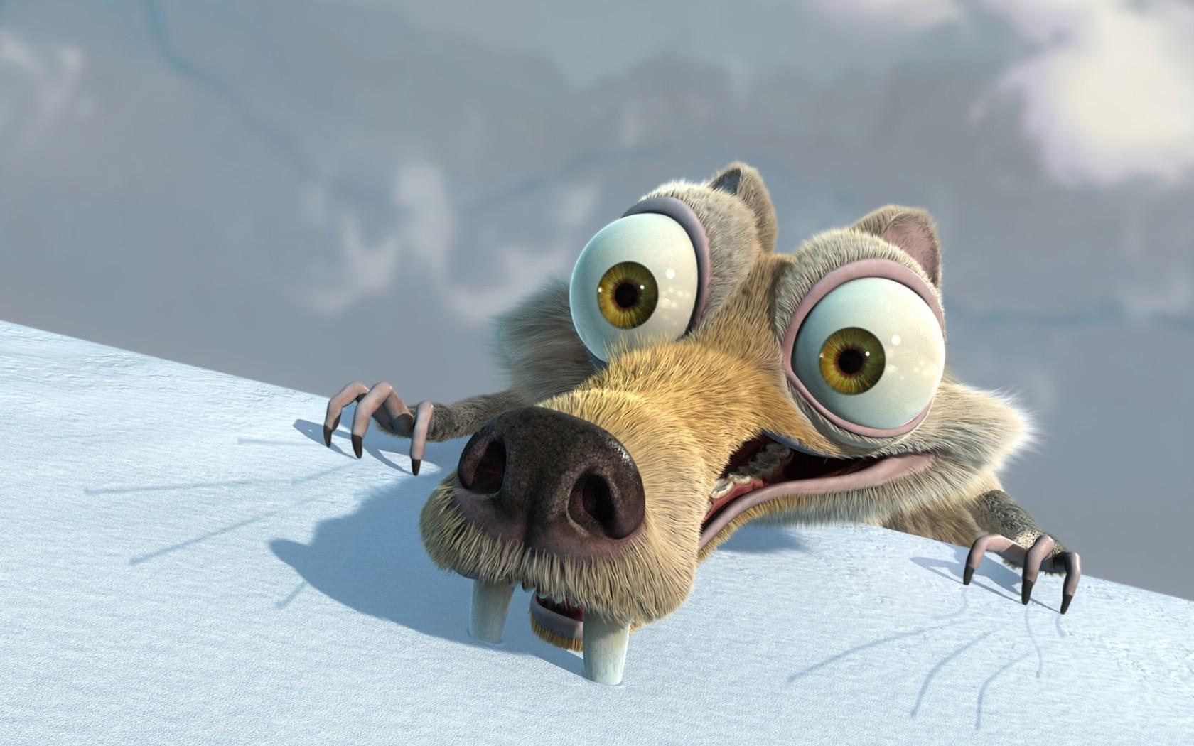 Картинка из фильма белка ледниковый